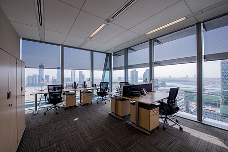 Roof offices find office in your city office space oman - Office tourisme abu dhabi ...